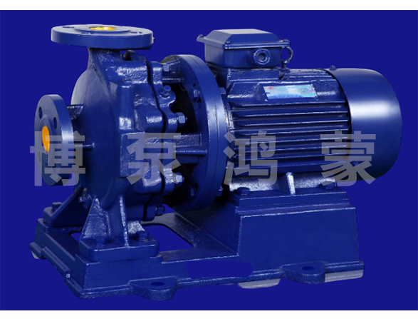 ISW單級離心泵