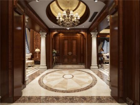 美式设计别墅