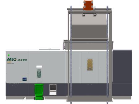 大型就地处理设备CG50T(日处理50吨)
