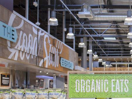 众派思商业设计分享 | 加利福尼亚州Whole Foods Market超市设计