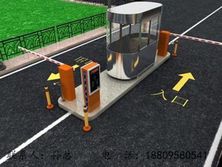 智能停車識別系統安裝的注意事項