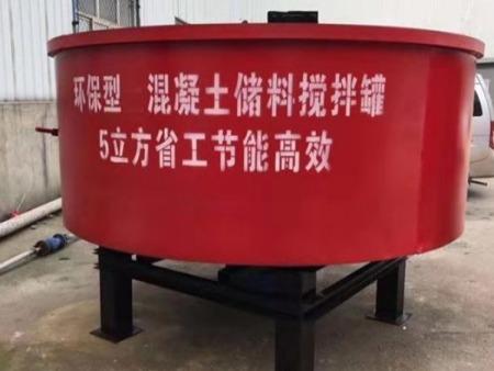 BB平台砂浆搅拌储存罐