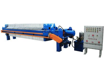 自动铸铁压滤机