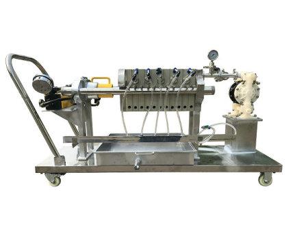 隔膜试验机