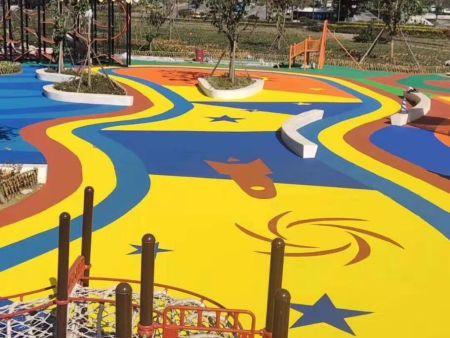 EPDM幼儿园场地