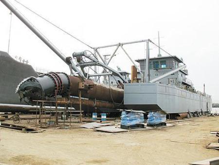 挖泥船吸泥泵如何维护和保养?
