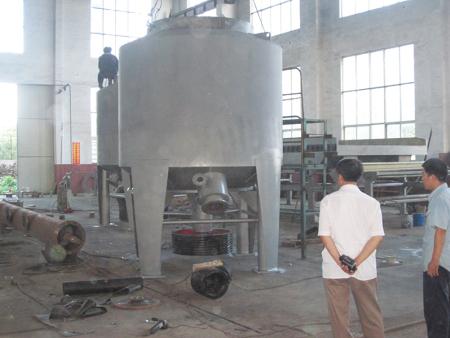 水力碎浆机