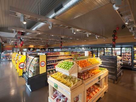 众派思商业设计分享 | 澳大利亚Coles Local超市设计
