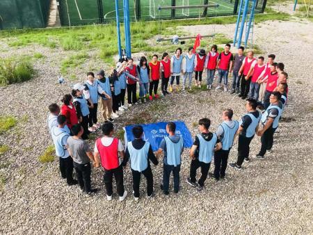 户外拓展训练对青少年的重要性-兰州户外拓展训练