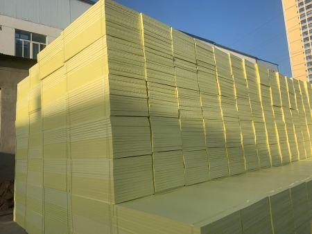 新疆挤塑板外墙施工铺设注意事项
