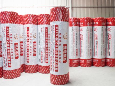 聚乙烯高分子防水卷材