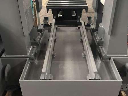 数控锯床如何避免工件锯斜