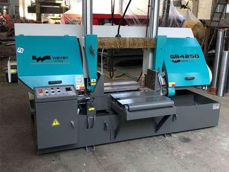 锯床的三种送料装置特点 数控锯床变频器保养常