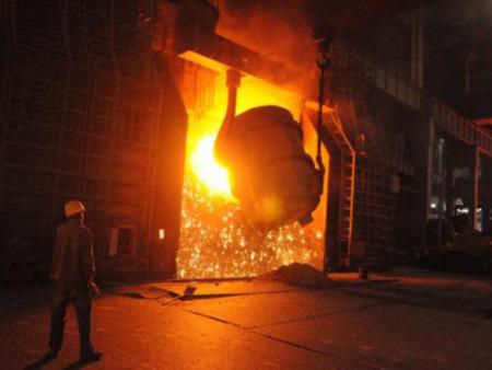 金屬硅冶煉工藝