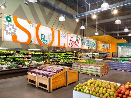 众派思商业设计分享 | 美国德克萨斯州Whole Foods Market超市设计