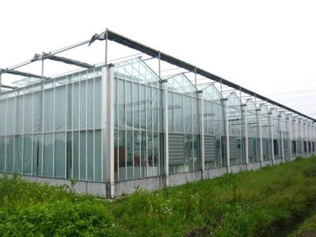 文洛式智能温室