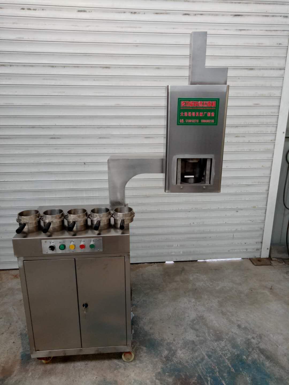 大连液压拉面机的操作方法