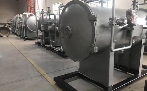 大型污水处理臭氧发生器在中水回用处理工艺中的应用
