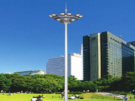 甘肅太陽能景觀燈工作原理