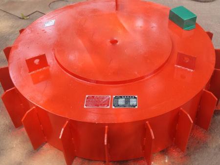 电磁除铁器的要求及结构特点