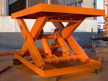 固定式液压升降平台厂家告诉您升降平台的操作使用流程