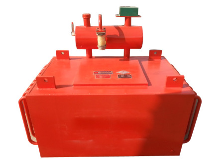 电磁除铁器安装过程中的环保注意事项