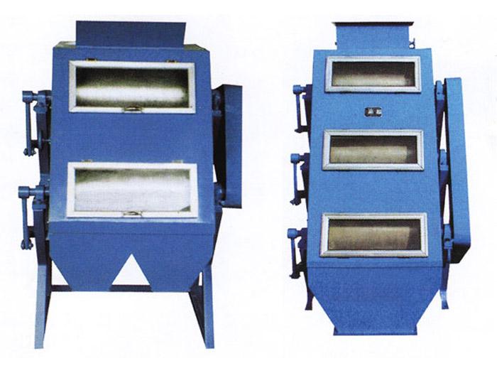 干粉永磁筒式磁选机