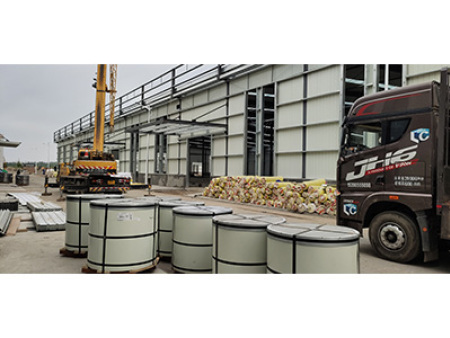 大禹防水钢结构工程