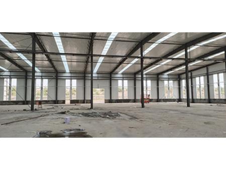 兰州钢结构厂家-钢结构的加固方式有哪些?