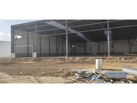 兰州钢结构施工,钢结构施工标准是什么呢