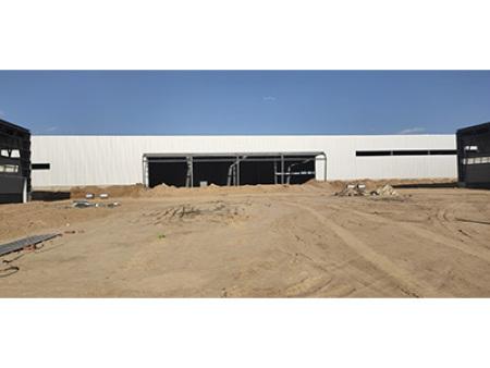 兰州钢结构厂家建议大家选择钢结构的原因?