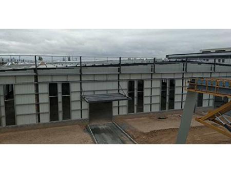 兰州钢结构建筑的H型钢和工字钢有什么不同之处?