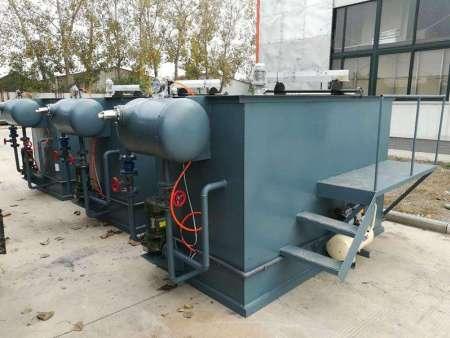 潍坊市茂通佰汇环保设备有限公司生产的平流式溶气气浮机