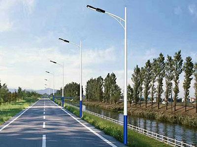 兰州太阳能路灯杆如何保养?