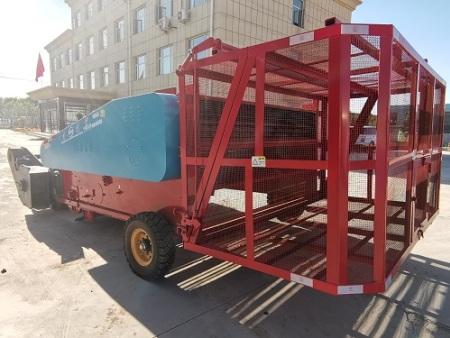 1.8m秸秆粉碎雷竞技下载链接杂物分离回收一体机