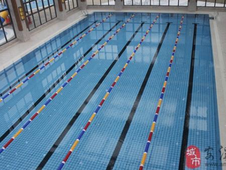 福建某儿童游泳馆