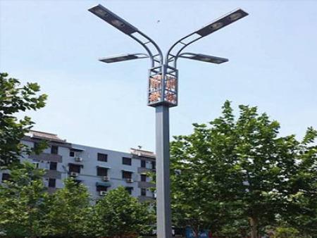 甘肃太阳能路灯施工安装原则