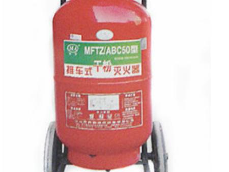 手推式干粉亚虎网络娱乐手机版 MFTZ-ABC50型