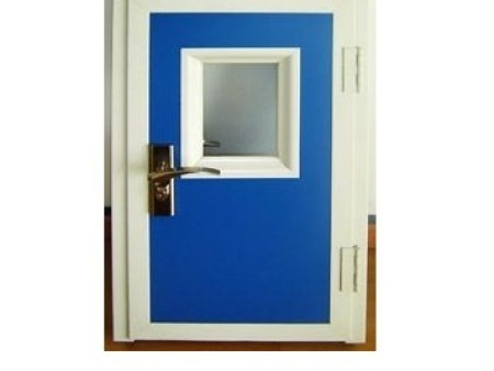 钢质净化门