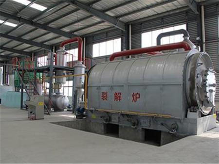 废塑料炼油设备的管理原则