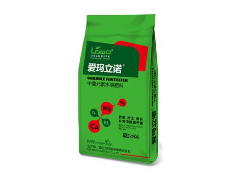 中量元素钙镁肥