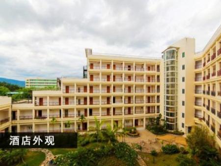 三亚凤凰机场快捷酒店装修后室内空气检测