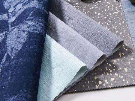 墙布材料性能及特征