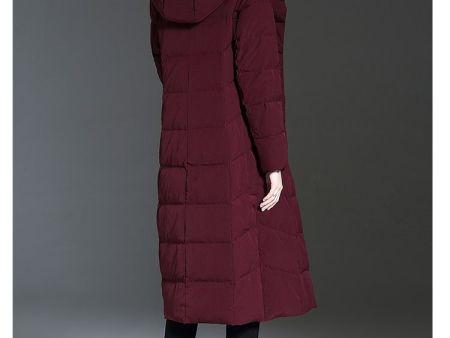 女装羽绒服