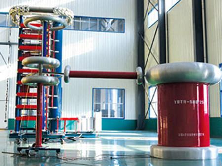 2400kv/180KJ冲击电压成套试验设备