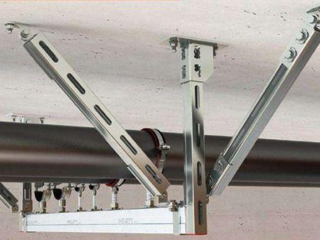 抗震支架在机电设备安装使用时要注意哪些问题?