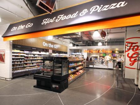 众派思商业设计分享 | 伦敦Sainsbury's Pimlico超市设计