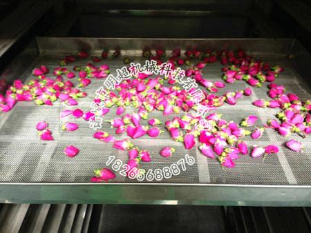 玫瑰花烘干箱
