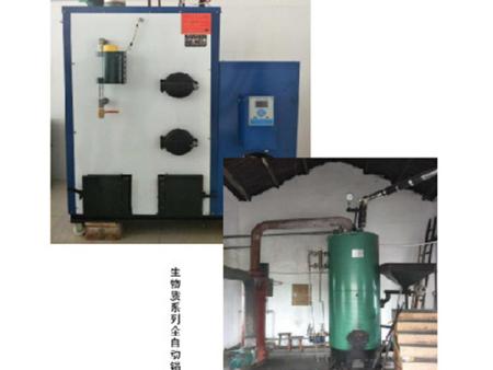 生物質系列全自動鍋爐