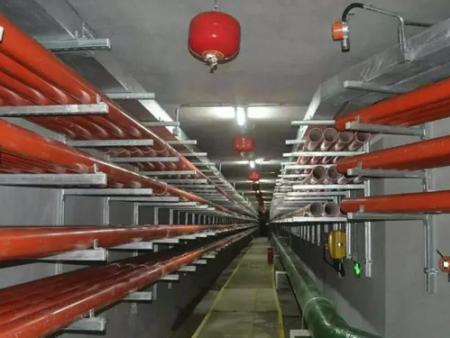 成都抗震支架水管的裝置留意事項